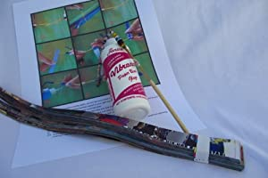 Janice Mae Paper Bead Bamboo Roller Kit