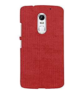 PrintVisa Watermelon Red Canvas Design 3D Hard Polycarbonate Designer Back Case Cover for LENOVO Vibe X3