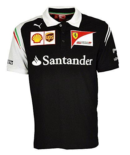 puma-ferrari-formula-one-team-santander-racing-polo-shirt-black-extra-small