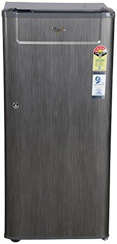 Whirlpool 205 Genius Cls Plus 4S Direct-cool Single-door Refrigerator (190 Ltrs, 4 Star Rating, Grey Titanium)