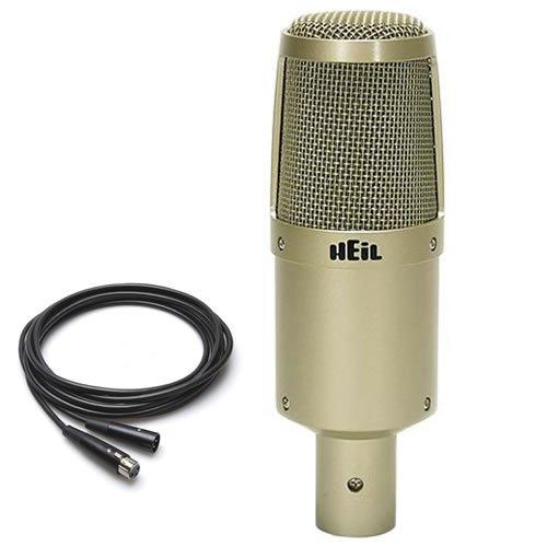 Heil Sound Pr30 Dynamic Microphone Free 25' Mic Cable Pr-30