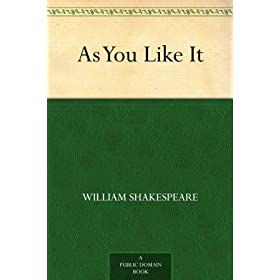 As You Like It (English Edition)