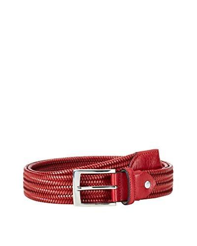 OTTO KERN Cinturón Piel Rojo