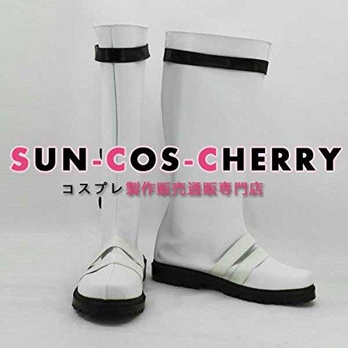Cosplay shoes boots K-1031 Cydonia Knights tanikaze 長道 tanikaze nagate