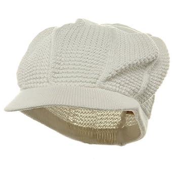 new plain cool running hat white at men s clothing