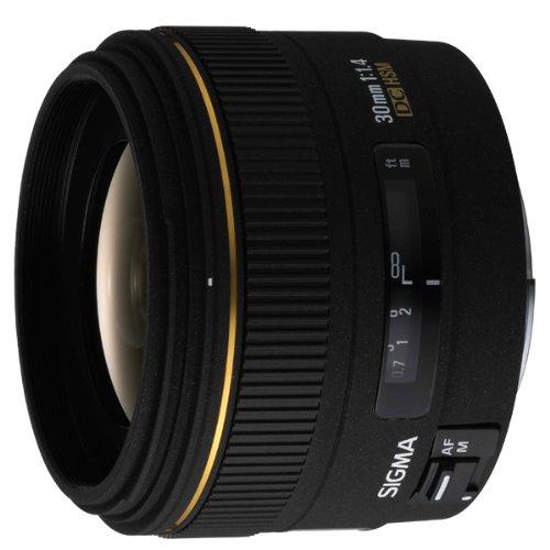 41VzXf6PbAL Sigma 30mm f/1.4 EX DC HSM Lens for Canon Digital SLR Cameras