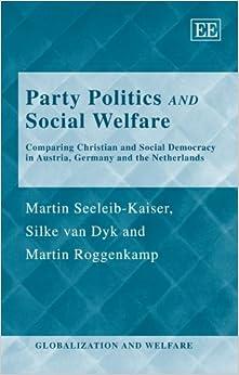 Amazon.com: Party Politics And Social Welfare: Comparing ...