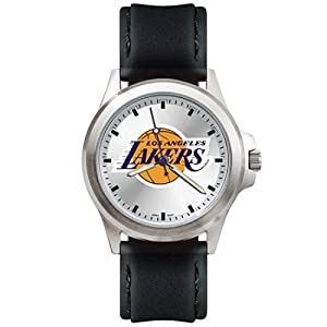 NSNSW22517Q-Mens Fantom Los Angeles Lakers Watch by NBA Officially Licensed