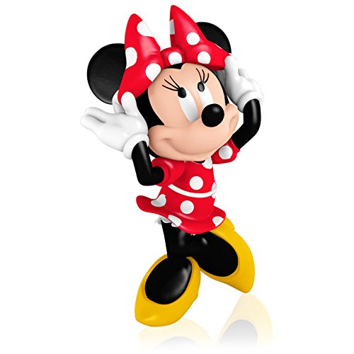 Hallmark Keepsake Ornament: Disney Minnie Mouse Picture Perfect (Minnie Mouse Pictures compare prices)