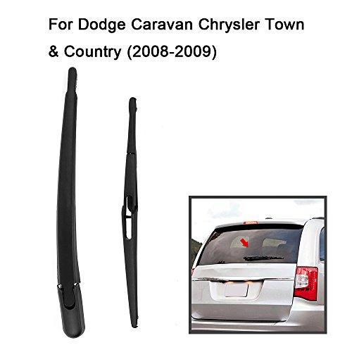 kkmoon-auto-heck-fenster-windschutzscheibe-wischerarm-vollstandiger-ersatz-set-fur-dodge-caravan-chr