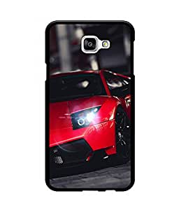 instyler DIGITAL PRINTED BACK COVER FOR SAMSUNG GALAXY 7(2016)