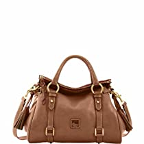 Dooney & Bourke Florentine Small Satchel, Taupe