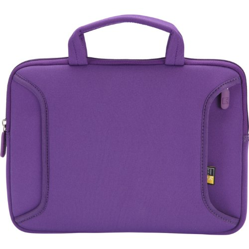 Case Logic 7-Inch to 10.2-Inch Neoprene Sleeve for Netbook/iPad/Plate - Purple (LNEO-10Purple)