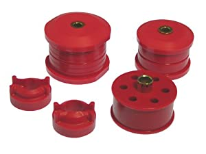 Prothane 13-1904 Red Motor and Transmission Mount Insert Kit