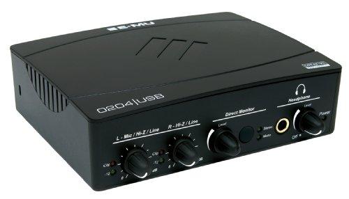 Creative Labs E-MU 8740A 0204 USB 2.0 Audio Interface