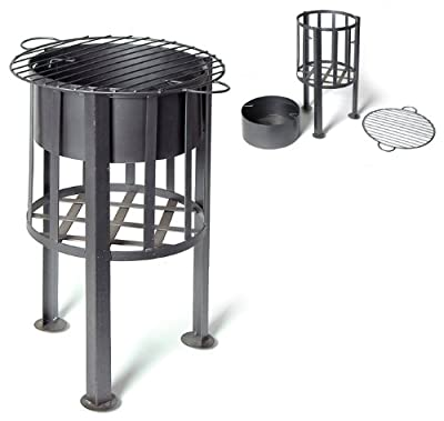 Ditchling Designs Fire Pit With Grill Rrp 8499 from Ditchling Designs