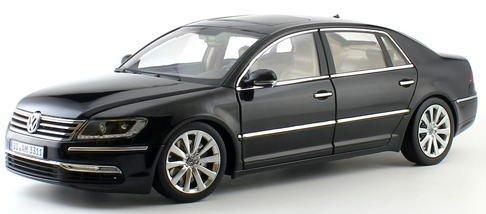 1/18scale Welly GT Autos VW Phaeton ブラック Volkswagen フォルクスワーゲン フェートン