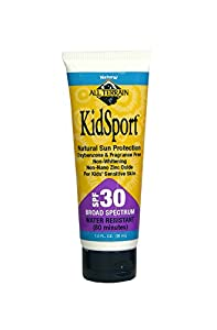 All Terrain KidSport SPF30 Oxybenzone-Free Natural Sunscreen