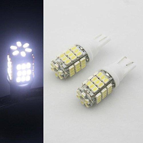 Partsam 912 921 42 SMD LED White Trunk Cargo Lights Bulbs 2x Set (Dodge Ram Cargo Light compare prices)