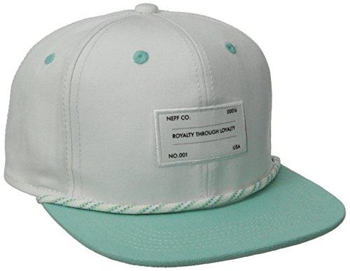 neff-rtl-womens-hat-teal-womens-rtl-snapback-cap-neff-white