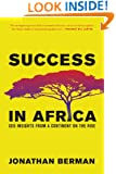 Success in Africa: CEO Insights from a Continent on the Rise