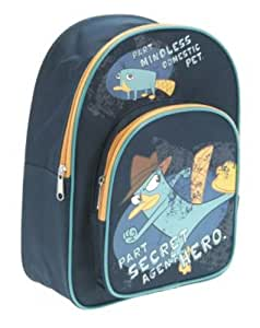Character Phineas And Ferb 'Secret Agent' Backpack
