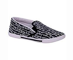 SCATCHITE U_rdu Black Casual Shoe