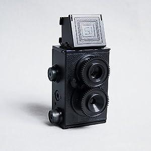 Genuine Recesky 35mm Lomo TLR Camera DIY KIT (Gakkenflex Clone) with Recesky Warranty!
