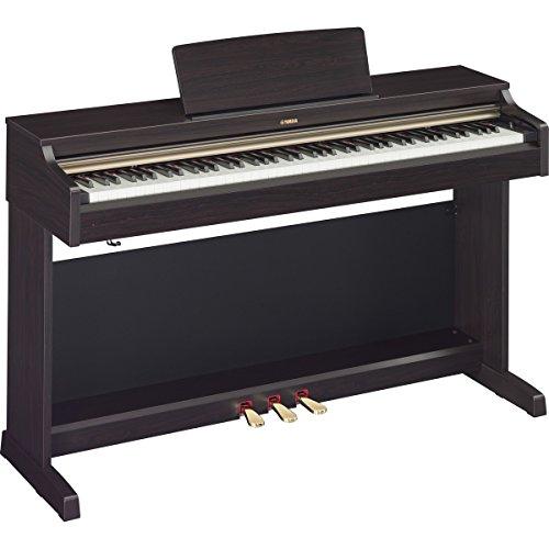 Yamaha Ydp162R | Arius 88 Key Traditional Console Home Digital Piano Dark Rosewood