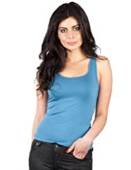 Yoga    Problems on Tee Shirts Slim Cut Fitted Vest Tops Stretch Soft Top Quality Modal