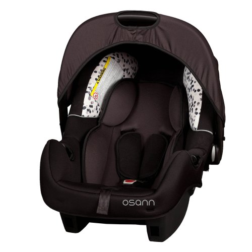 "Osann We are Family Babyschale ""BeOne SP Luxe"" Design 2013, Black Confetti"