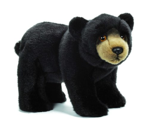 Webkinz Smaller Signature Black Bear