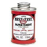 RUBBER CEMENT 4oz Drafting, Engineering, Art (General Catalog)