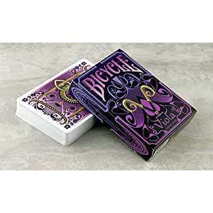 Mike Guistolise Bicycle Viola Playing Cards by Collectable Playing Cards