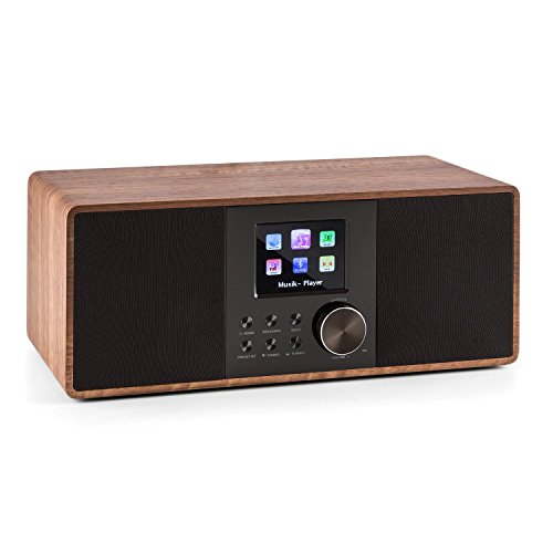 auna-connect-120-radio-internet-wifi-dab-dab-fm-rds-et-bluetooth-avec-lecteur-usb-mp3-ecran-couleur-