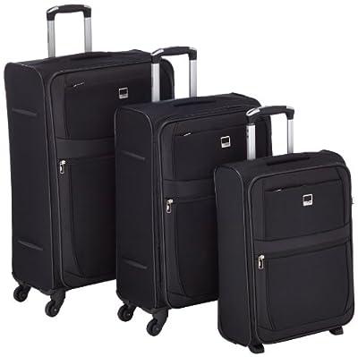 Koffer Munich II 4-Wheel Suitcase Set of 3 from TITAN