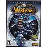 41W%2B7mzMyQL. SL160  World of Warcraft Wrath of the Lich King Expansion Set