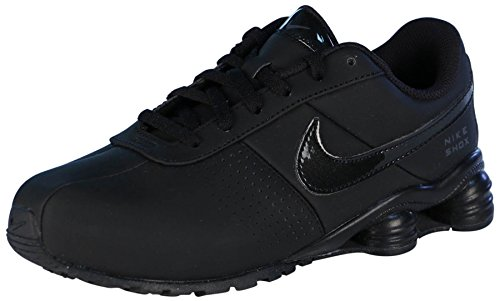 b0b9da00bf2f Nike Boys  Shox Deliver SMS PS Sneaker Shoes-Black-3 - Import It All