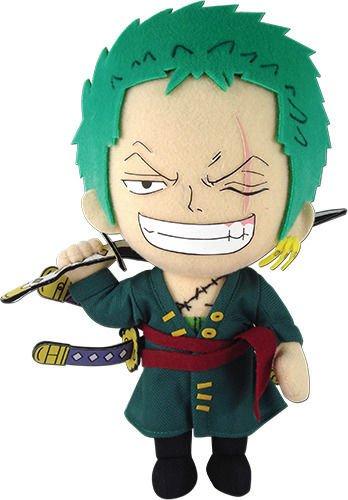 One Piece - Zoro Peluche Figurine (24cm) original & licensed