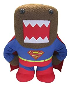 "Domo Superman Small 6"" Plush"