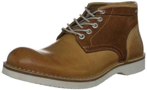 G-Star Men's Garrett Ii Burroughs Lthr Natural Lace Up Boot GS13850/3NT 7 UK, 41 EU, 8 US