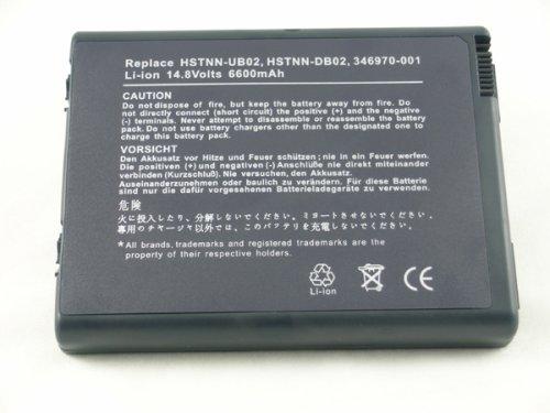 Replacement Laptop Battery for Compaq compatible models 6600mAh,12 Cells,14.8v,li-ion