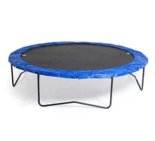 Softbounce And Hardbounce Mini Trampolines: JumpSport 14-Foot SoftBounce Trampoline (2009-11-04) $429.00