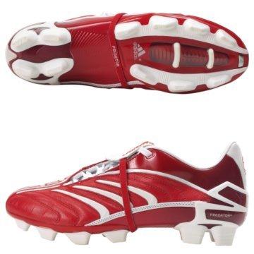 8b6a814e8ea2 ADIDAS +P Absolute TRX FG Cleats Soccer Shoe Red Men SZ on  0.00 ...