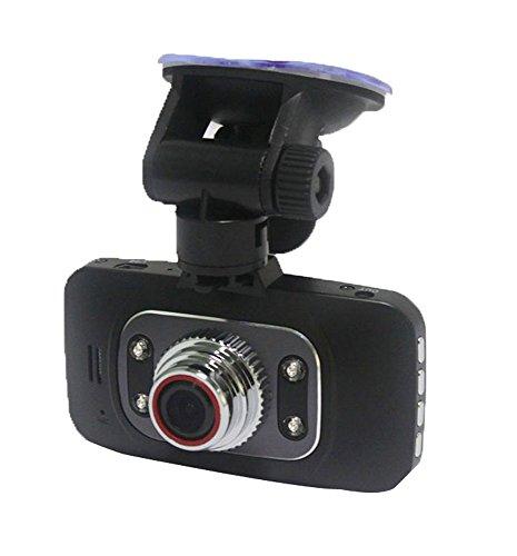 MOGOI(TM) 2.7 Inch Bildschirm HD1080P Video Audio 1.3MP Kamera Recorder CARcorder Fahrzeug Blackbox Auto DVR, (Schwarz, Set von 5) mit MOGOI Accessorie