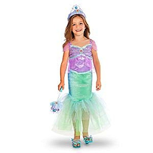 Disney Store Little Mermaid Ariel Costume Dress Size XS 4