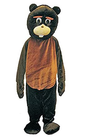 Beaver Mascot Costume Set for Halloween Best Animal Costume for Halloween