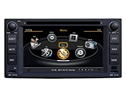 See SDB Car DVD Player With GPS Navigation(free Map) For Toyota RAV4 Hilux 2001-2010 Audio Video Stereo System with Bluetooth Hands Free, USB/SD, AUX Input, Radio(AM/FM), TV, Plug & Play Installation Details