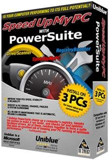POWERSUITE (SOFTWARE - UTILITIES)