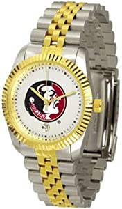 Florida State Seminoles The Executive Mens Watch by SunTime